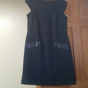 Relativity Size 12 Dress Black